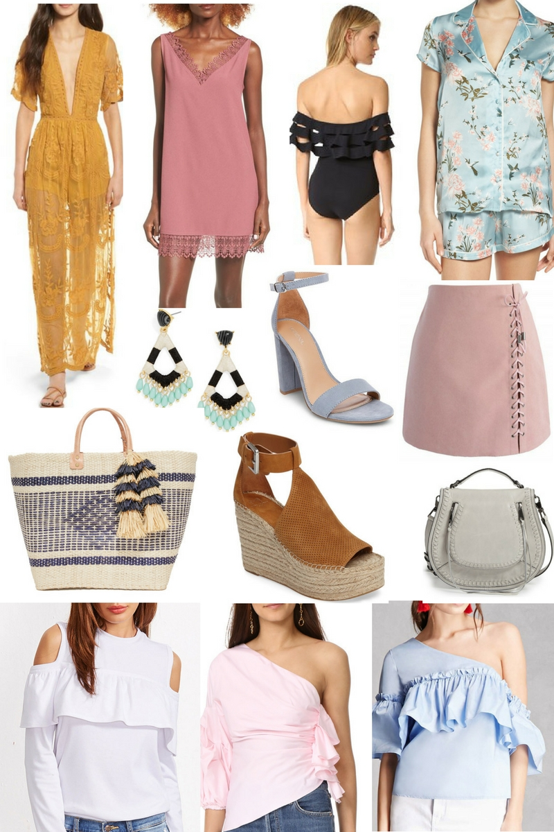 Spring wish list + Shopbop sale picks