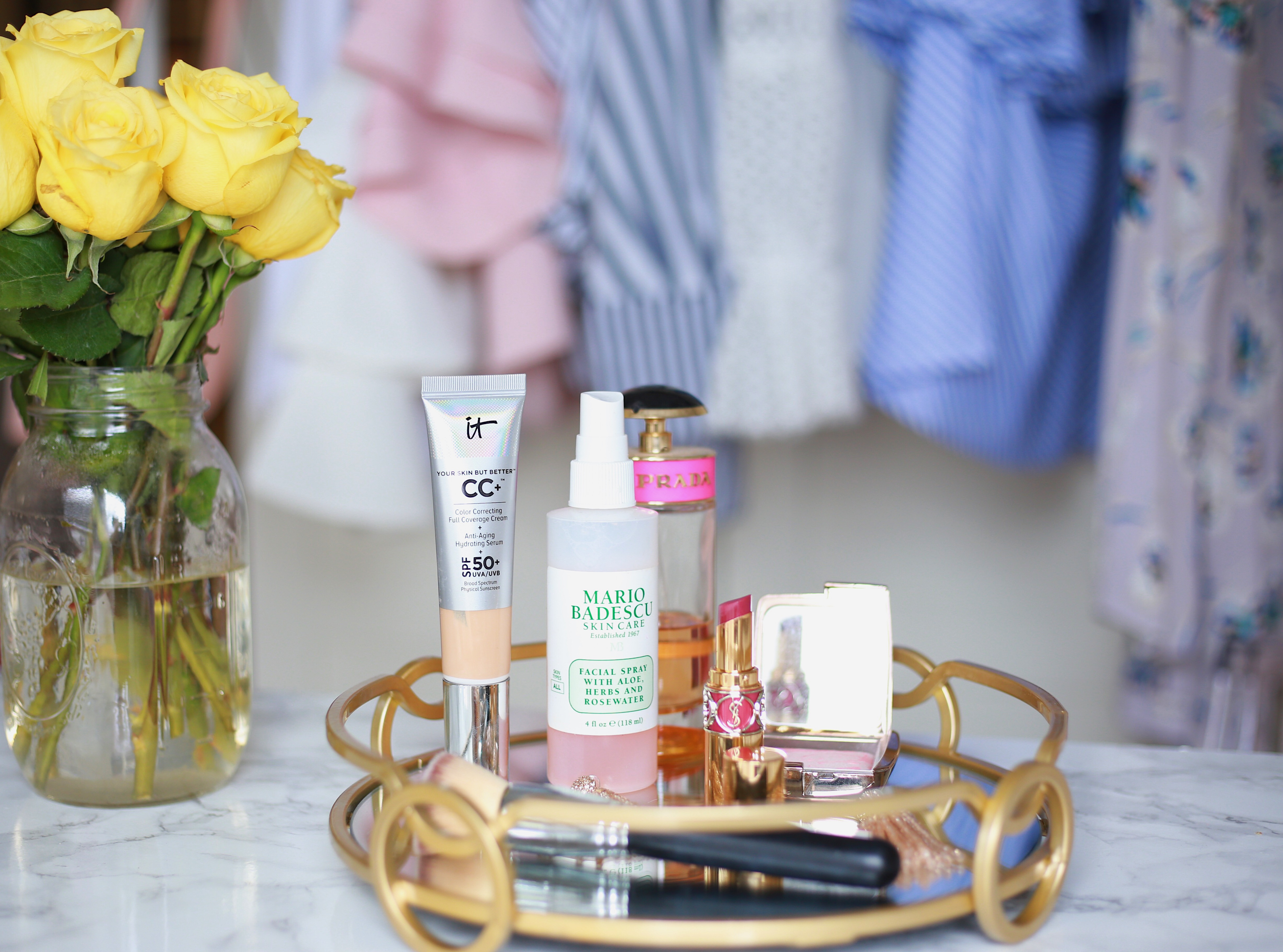 My Daytime Summer Beauty Products