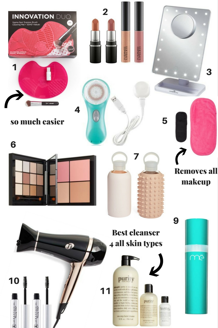 I have rounded up my top beauty picks from the Nordstrom Anniversary sale - Nordstrom Anniversary Sale Restock Roundup by Boston fashion blogger Living Life Pretty