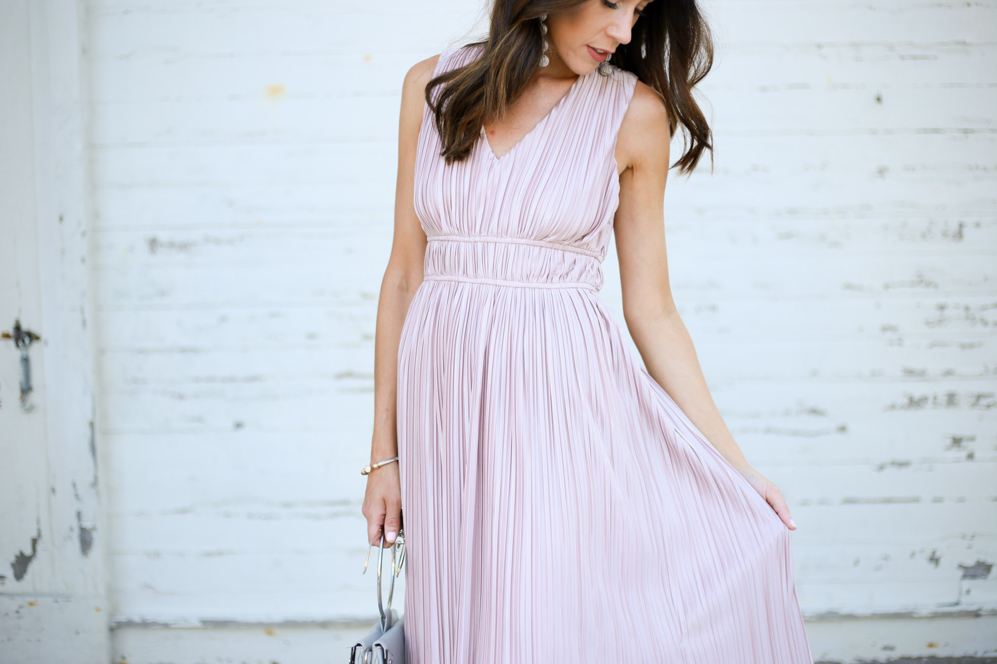 The must have dress under $70 - Perfect Affordable Dress For a Summer Wedding by Boston fashion blogger Living Life Pretty