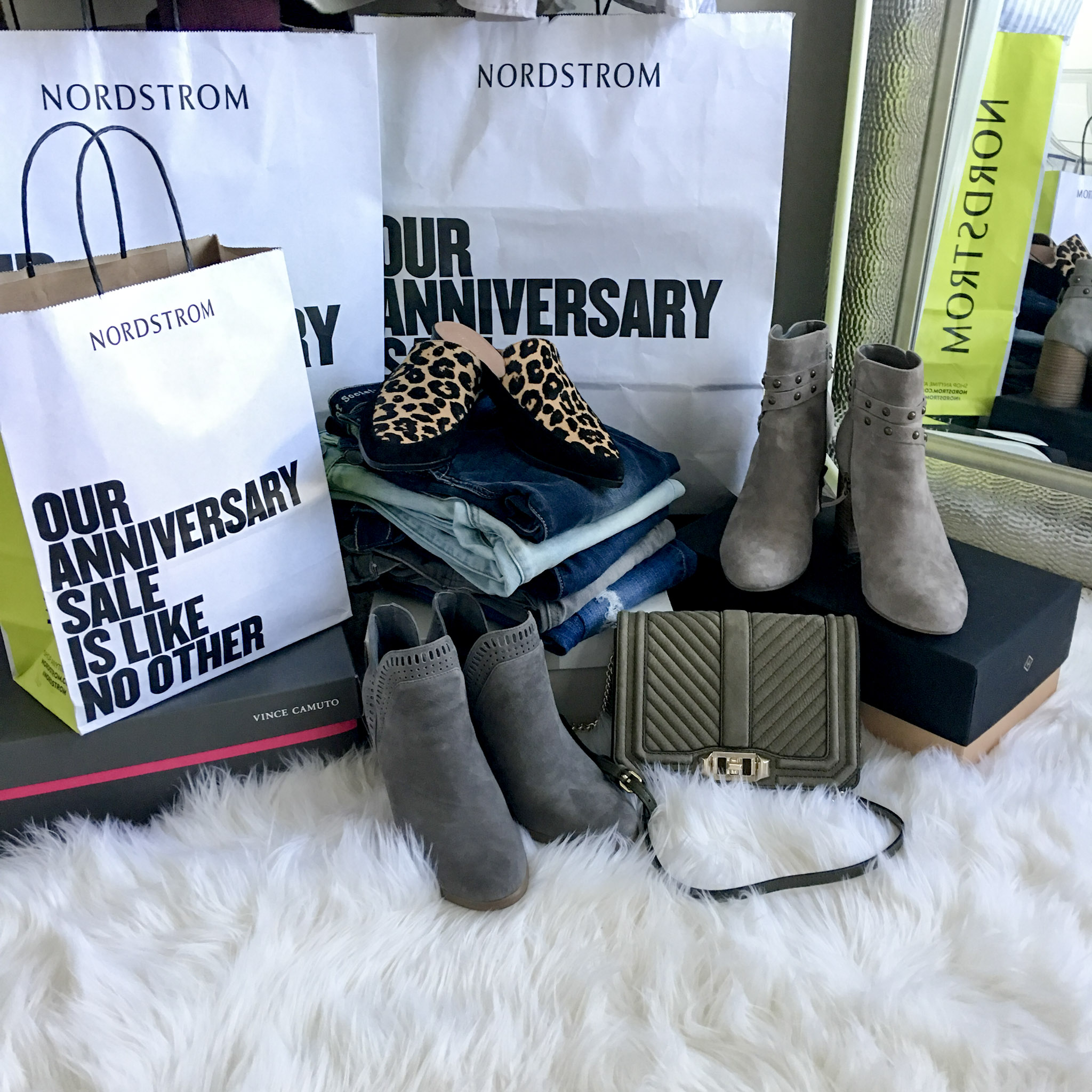 Nordstrom Anniversary Sale Try On by Boston fashion blogger Living Life Pretty