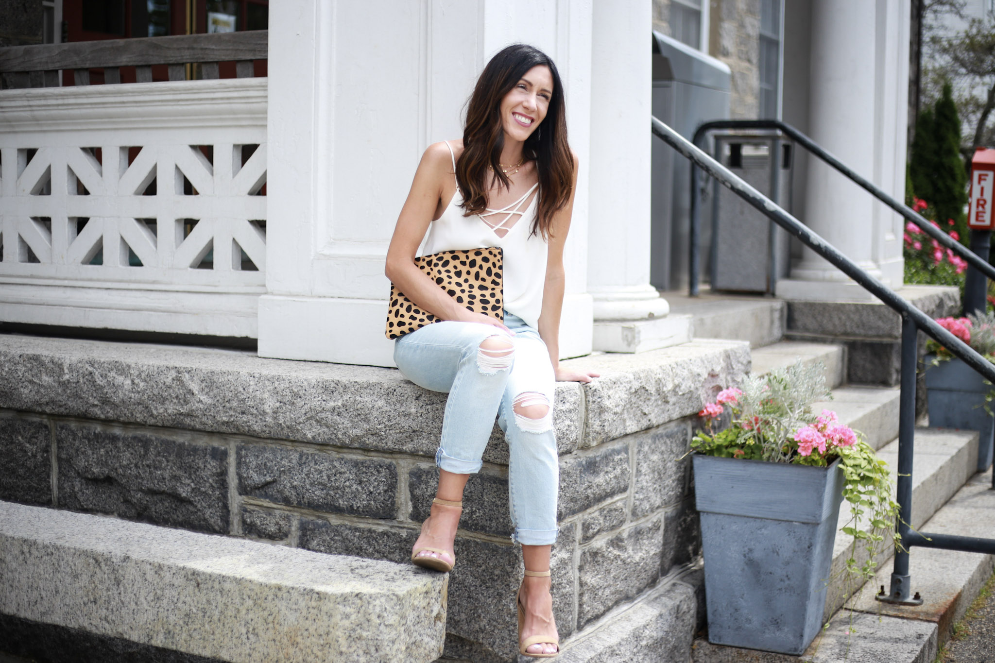 Why everyone needs a great pair of girlfriend jeans