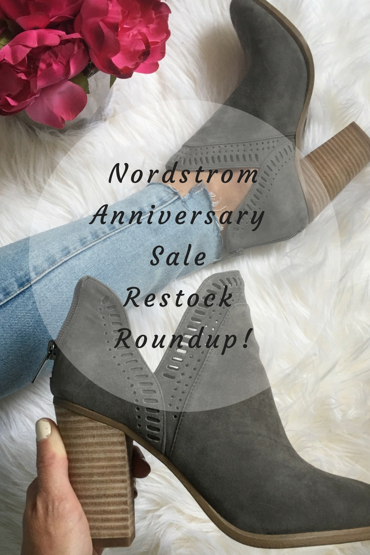 The best items still in stock for the Nordstrom Annniversary sale. Make sure to shop these picks before August 7th when prices go back up - Nordstrom Anniversary Sale Restock Roundup by Boston fashion blogger Living Life Pretty