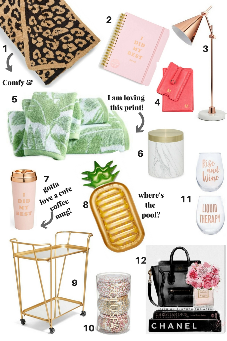 There are still two days to grab those last items on your wish list. I have rounded up my favorite picks left in the home decor section. - Nordstrom Anniversary Sale Restock Roundup by Boston fashion blogger Living Life Pretty