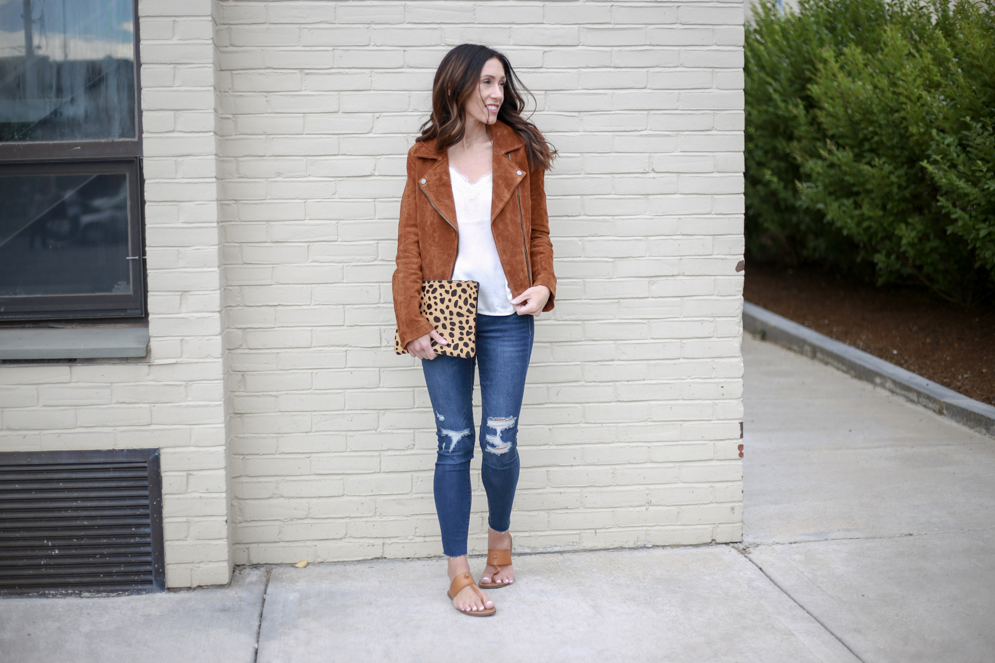 capsule wardrobe series; the moto jacket