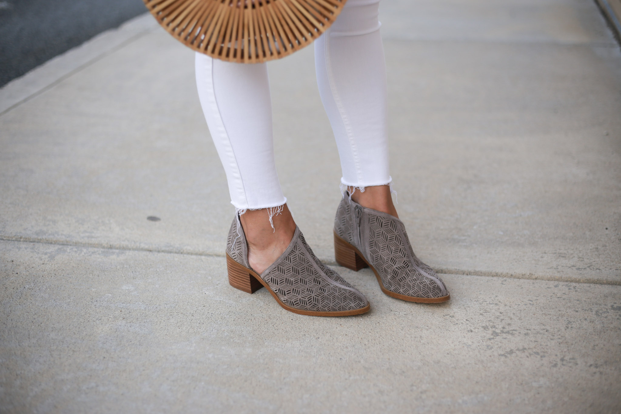 My favorite fall booties for the Nordstrom Sale. - The Perfect Fall Booties to Transition by Boston fashion blogger Living Life Pretty