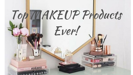 Top Makeup Products I Cant Live Without!