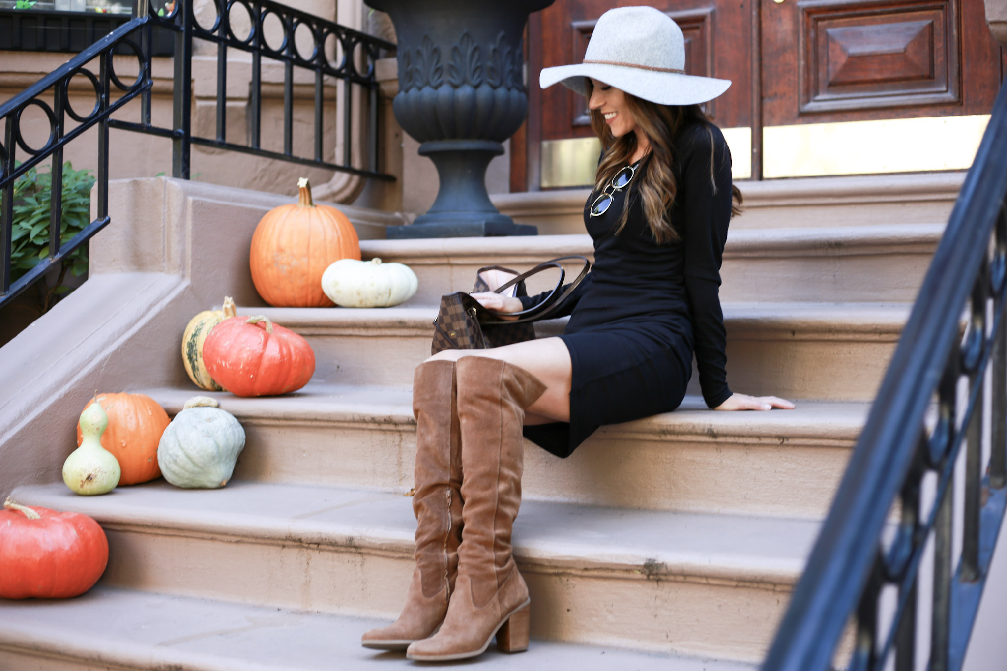 top 4 items to get that perfect fall look.