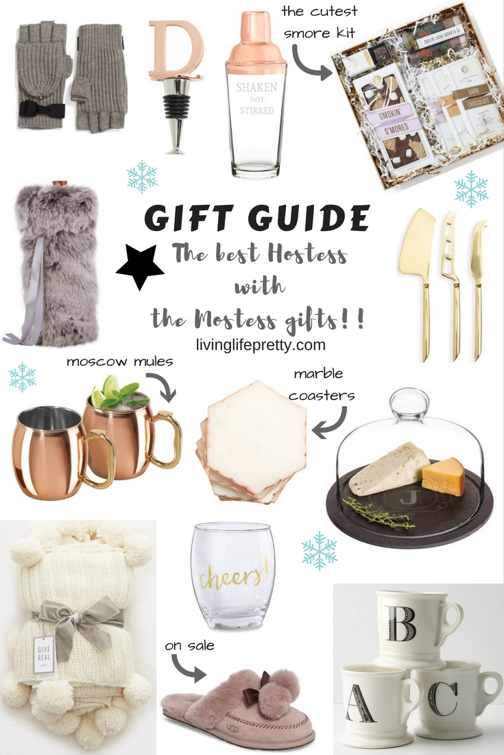 Hostess gifts with the Mostess