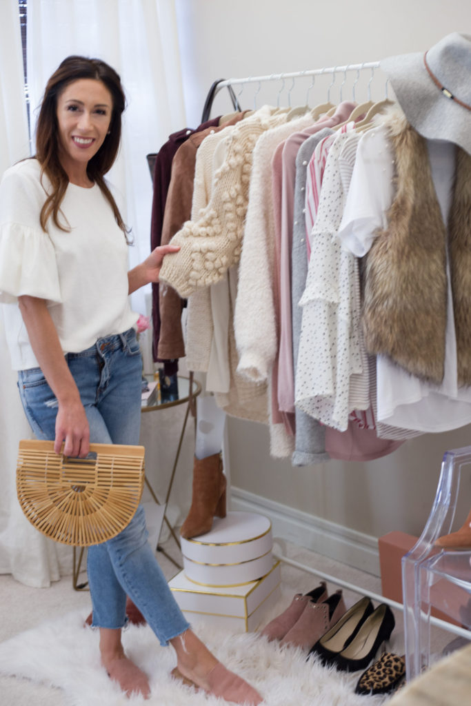 How to curate your closet in your 30's
