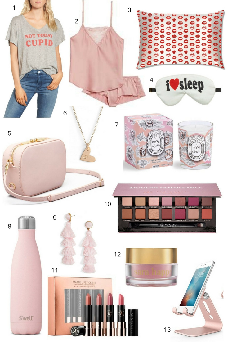The best valentine's day gift ideas by Boston Fashion blogger LivingLifepretty