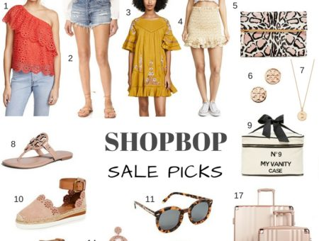 ShopBop Sale Picks + Giveaway