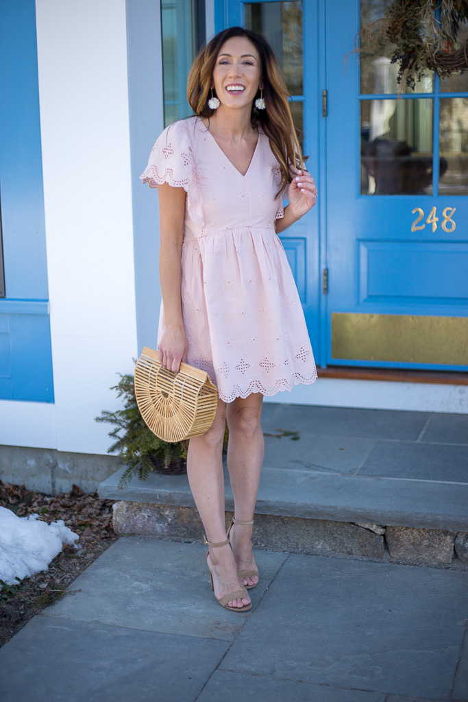 Easter Dress under $100 By LivingLifePretty