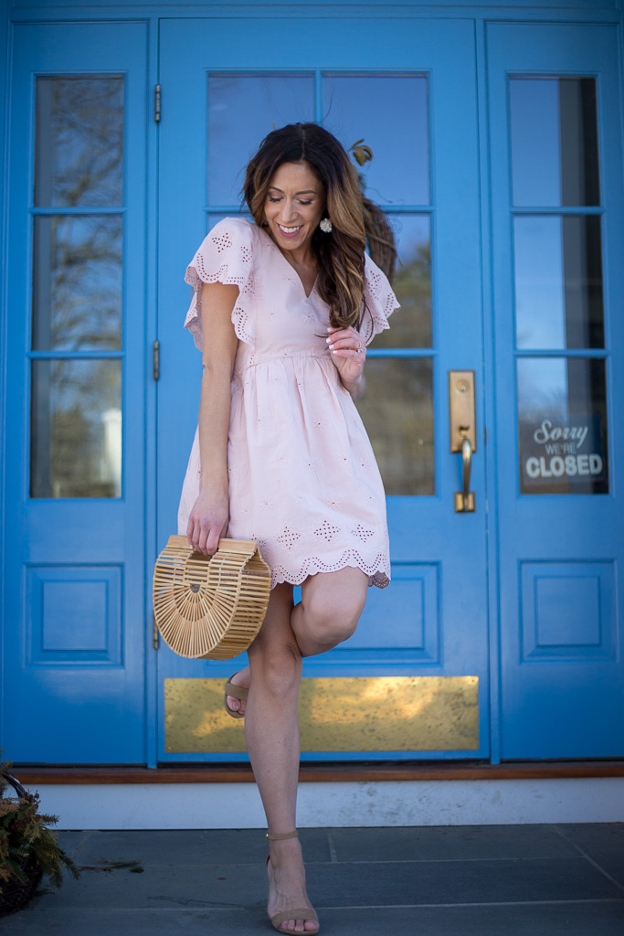 Easter dresses by Fashion Blogger Livinglifepretty