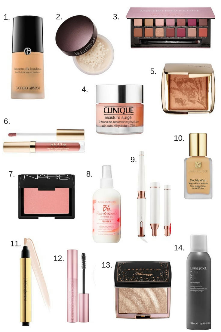 Sephora Beauty Sale must haves