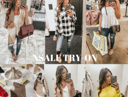 Nordstrom Anniversary Sale- Try On