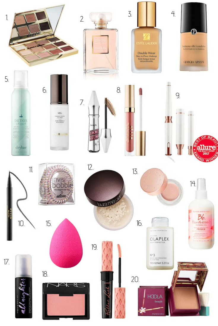 Sephora VIB Appreciation | My Top Must Haves