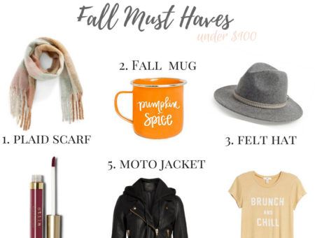 10 fall must haves