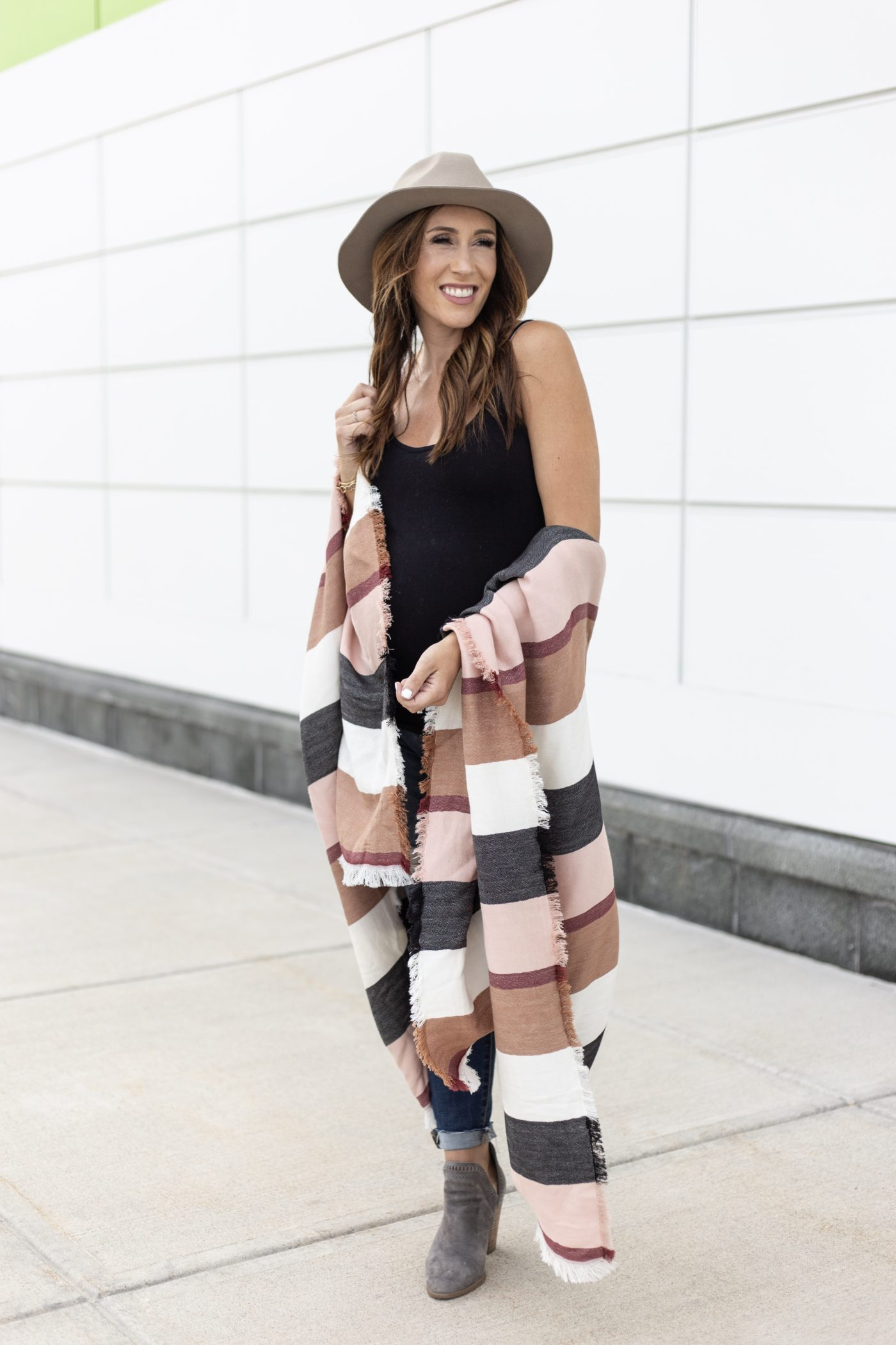 3 Fall loooks with with Francesca's
