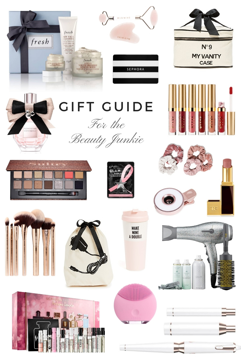 Gift Guide for the Beauty lovers
