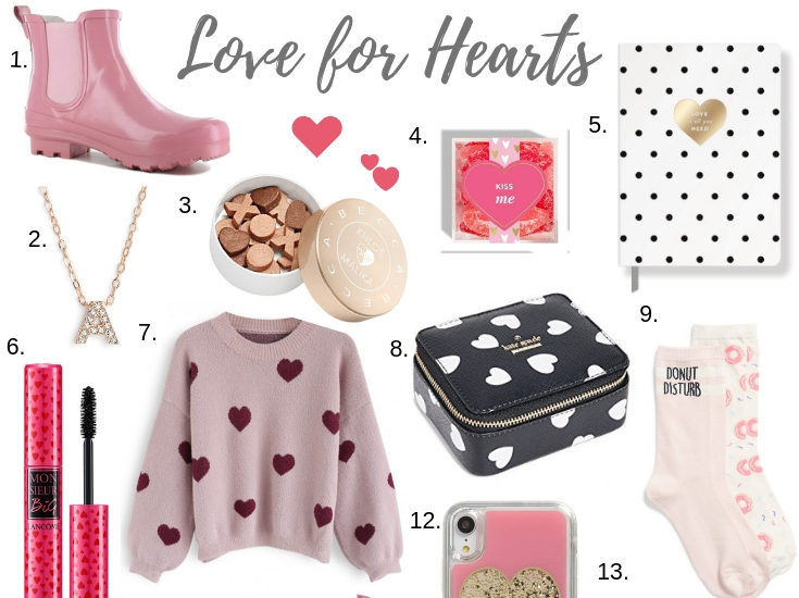 Valentine's Day Inspired pieces By Boston based Fashion Blogger Livinglifepretty