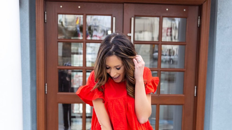 Learning to love yourself by Fashion Blogger Living Life Pretty
