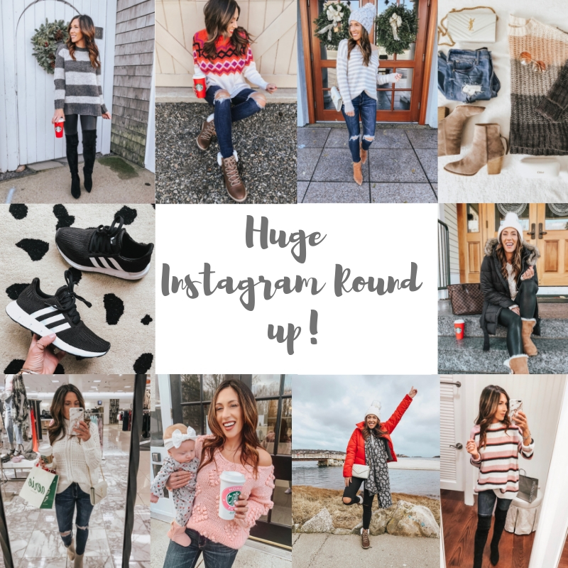huge instagram round up by Living Life pretty
