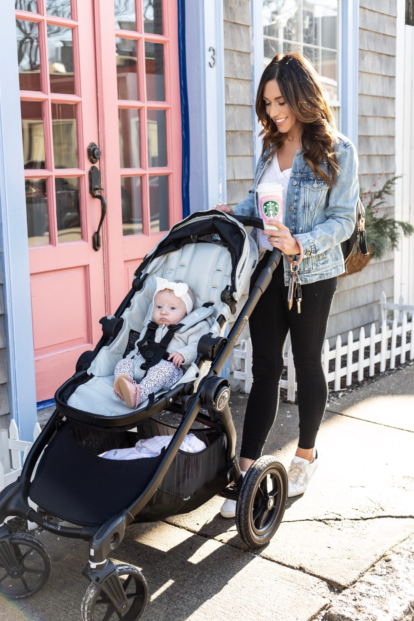 New Mom Essentials for Mommy & Baby