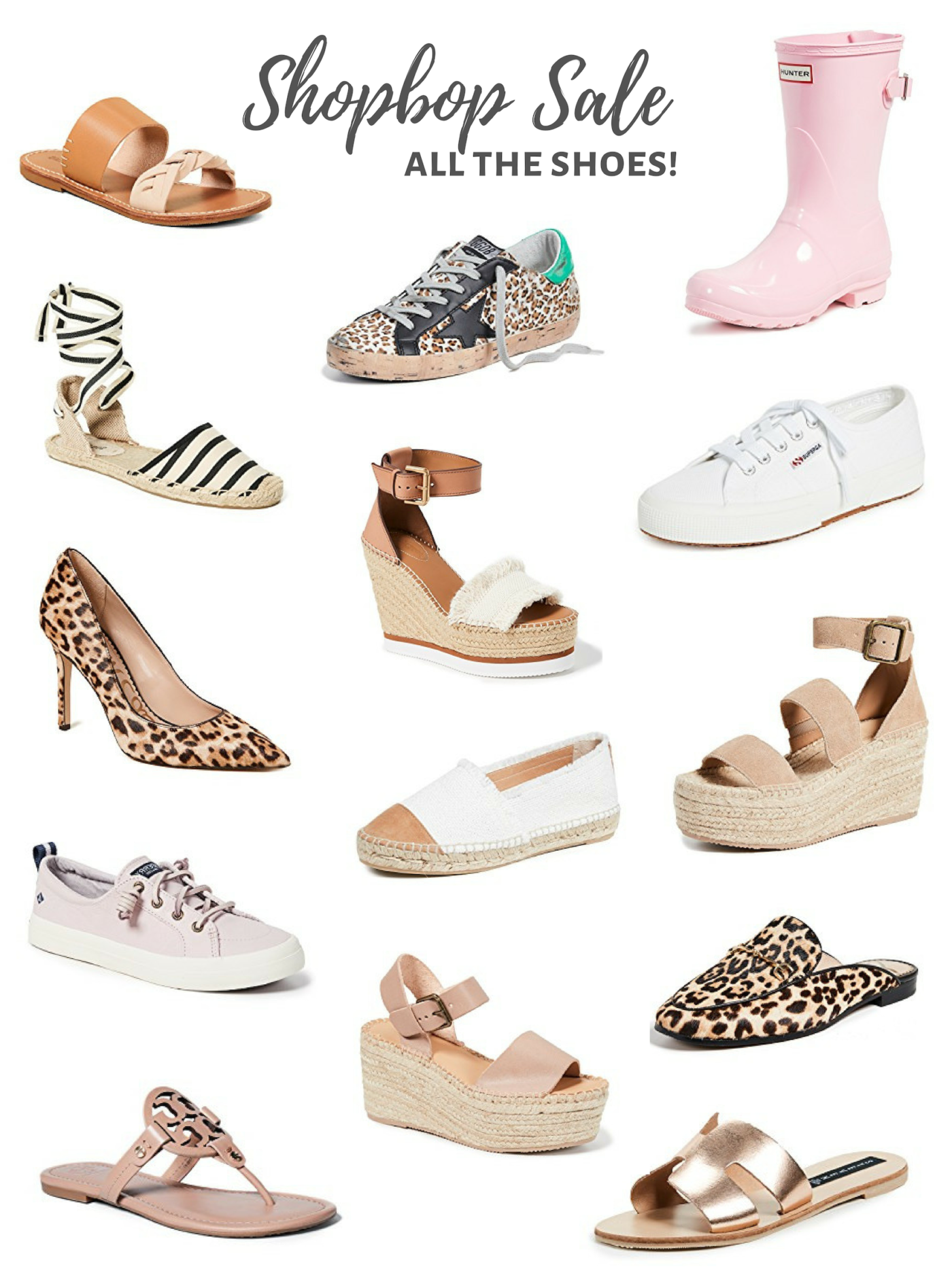 Shopbop Sale - All the Best Shoes & Bags
