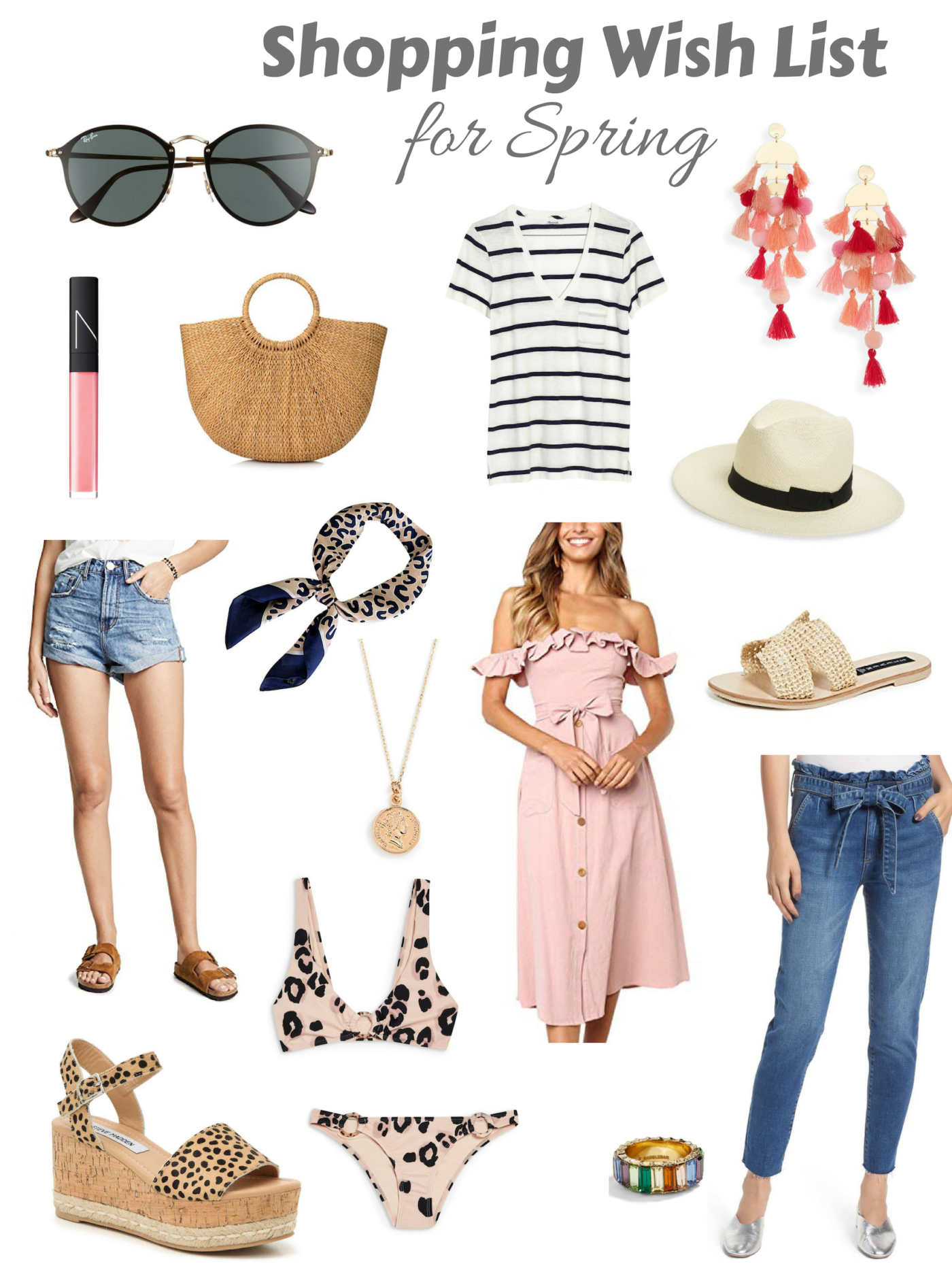 My Shopping Wish list – Spring Edition