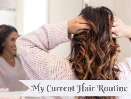 My current Hair Routine - How I achieve my curls