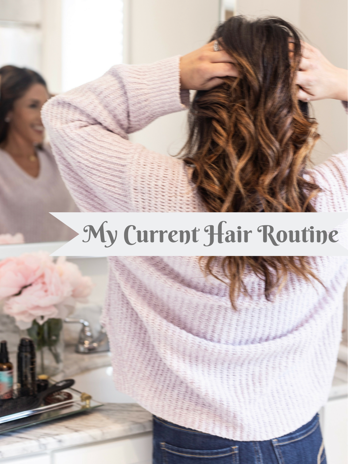 Current Hair Routine – How I Achieve My Curls