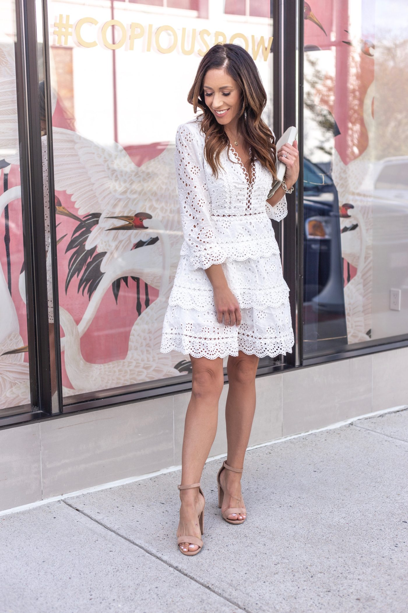 White dresses; The perfect dress for all your upcoming special occasions