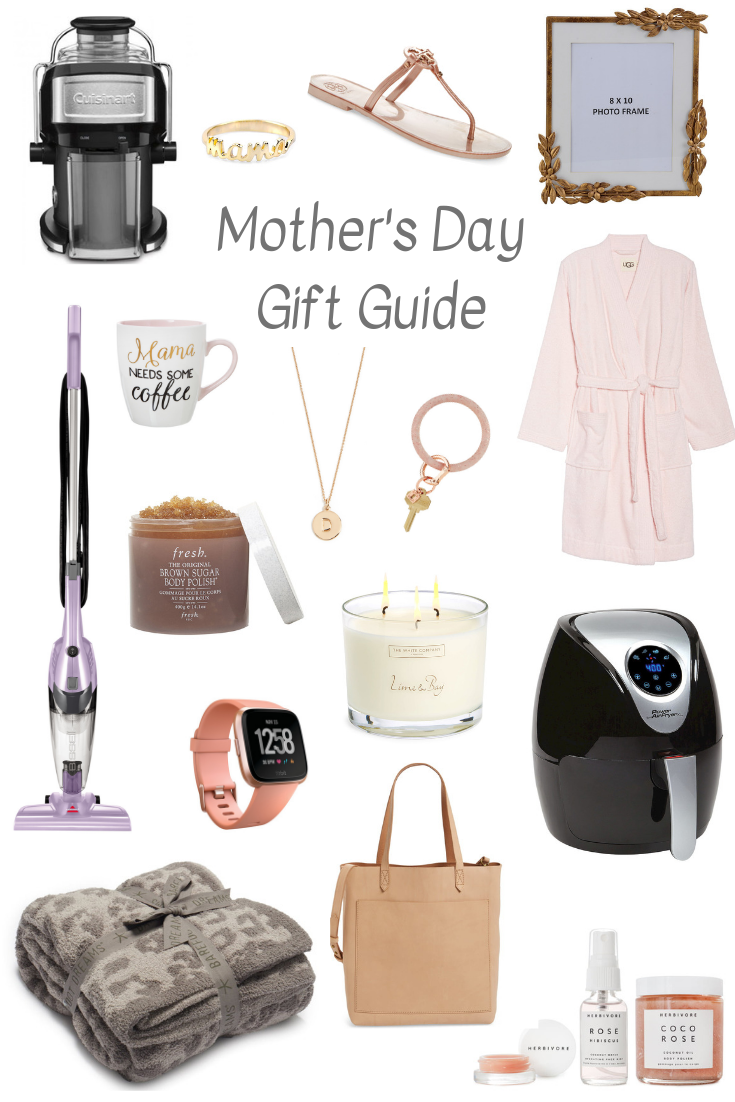 Mother's Day Gift Guide by Living Life Pretty