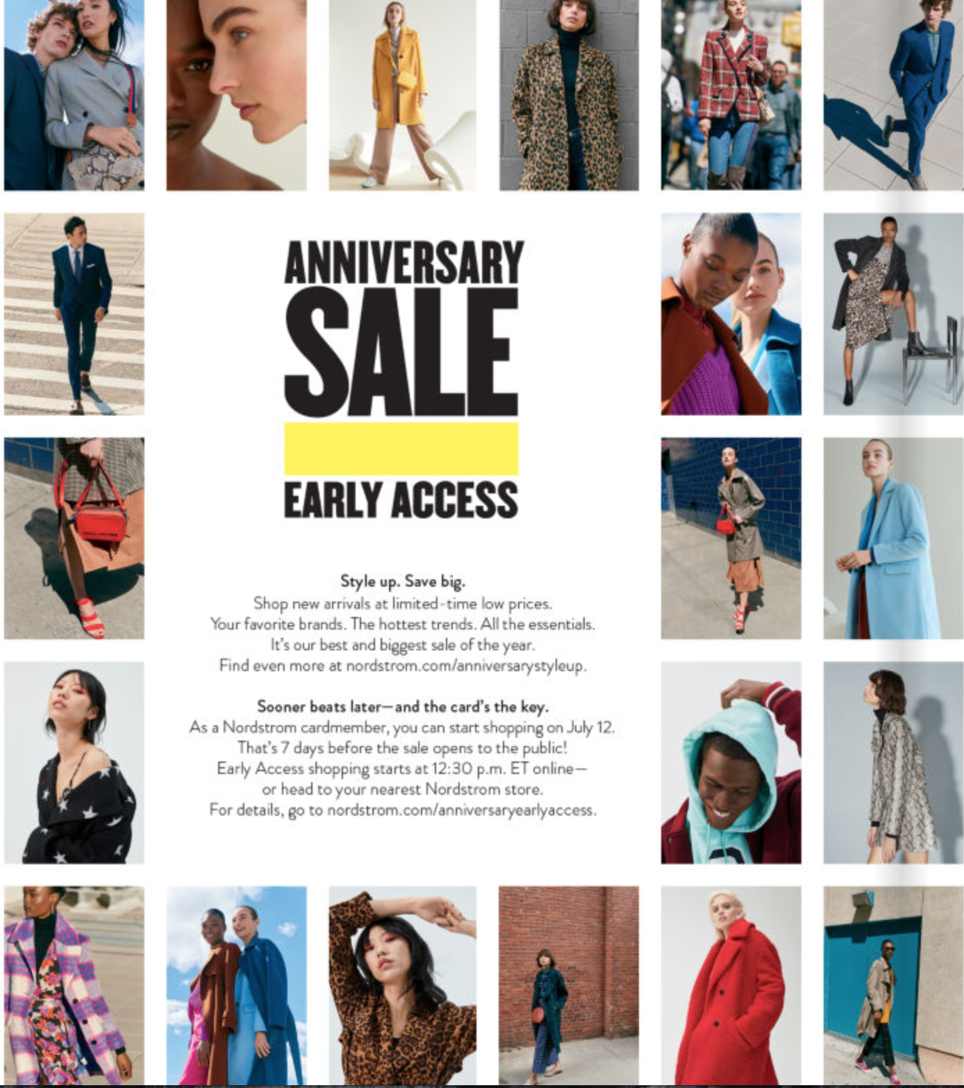 The Nordstrom Anniversary Sale -Everything you need to know