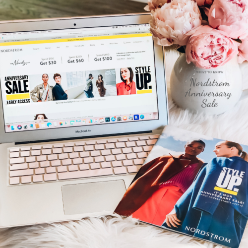 The Nordstrom Anniversary Sale – What you need to know!