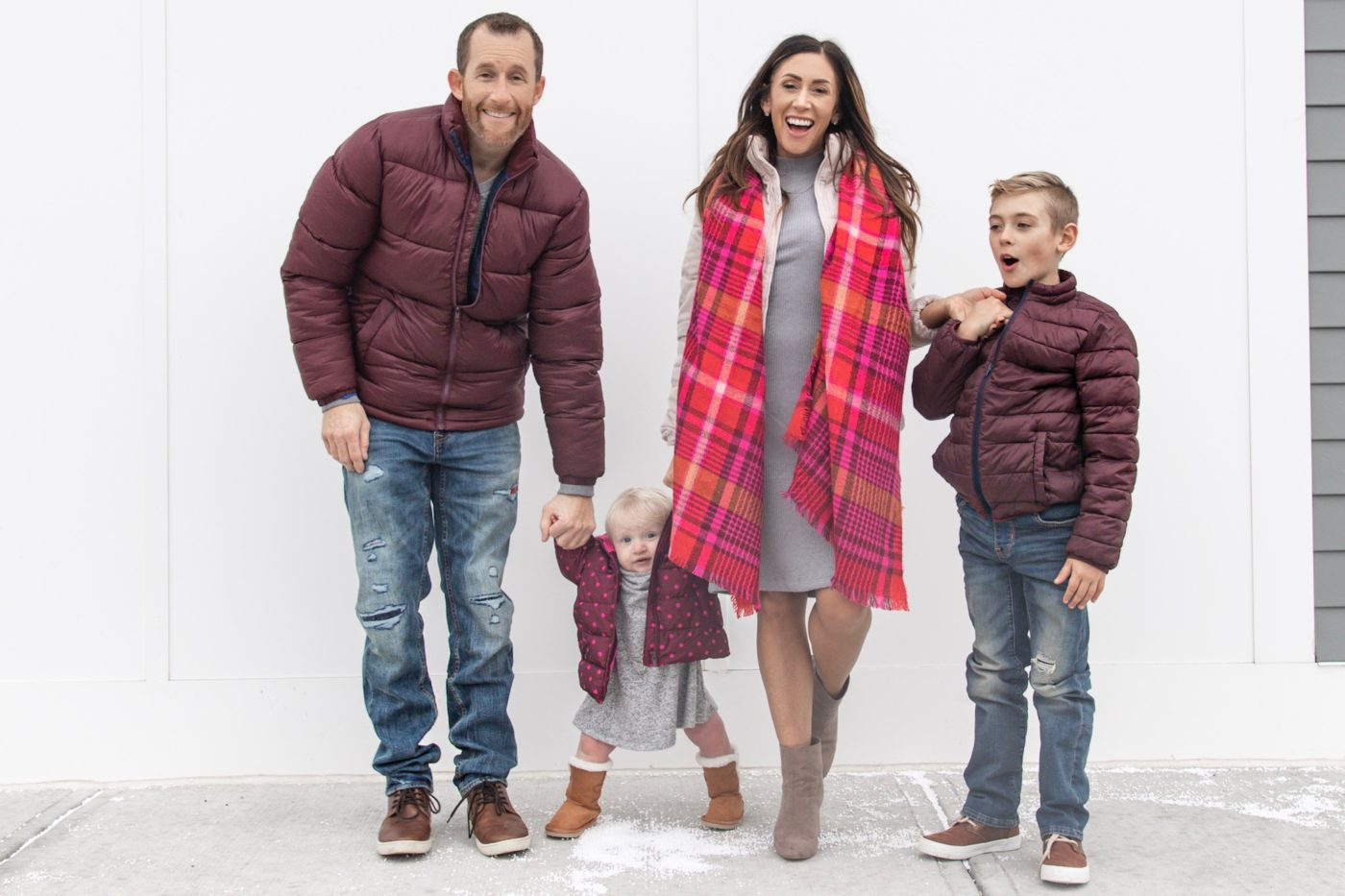 Old Navy Outerwear & Winter bucket list
