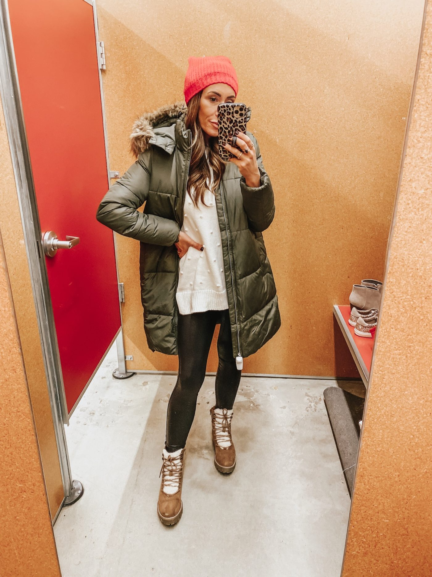 Old Navy Try-on for Friends and Family event