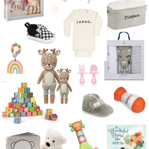 Gift Guide | Baby Edition