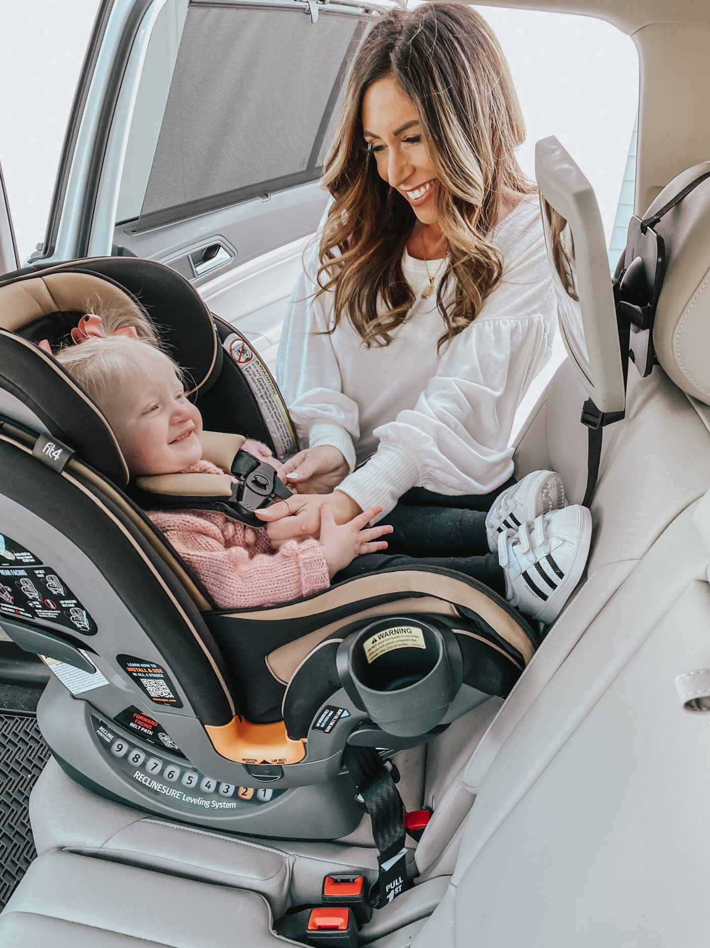 Chicco Car Seat review