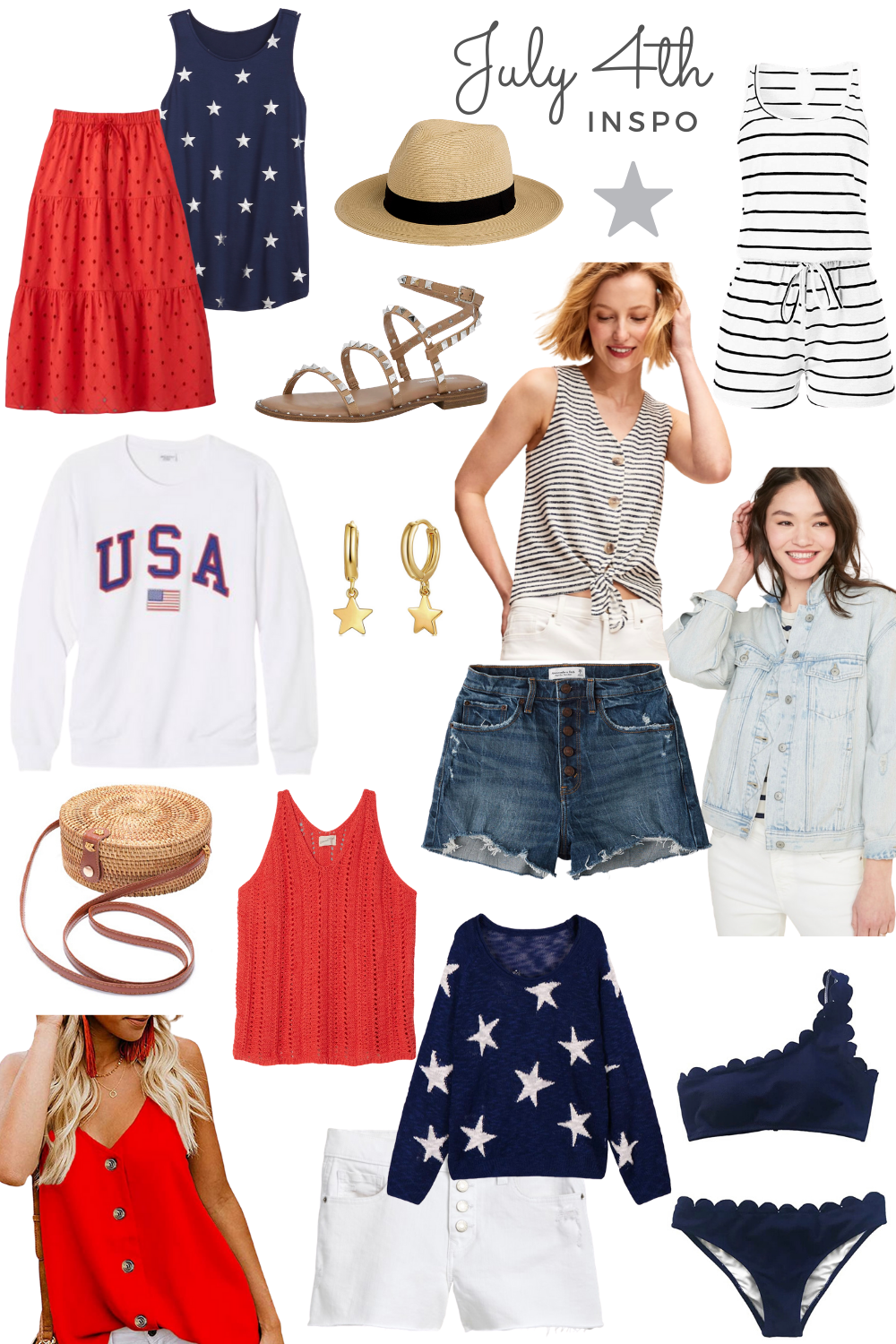 July 4th outfit inso