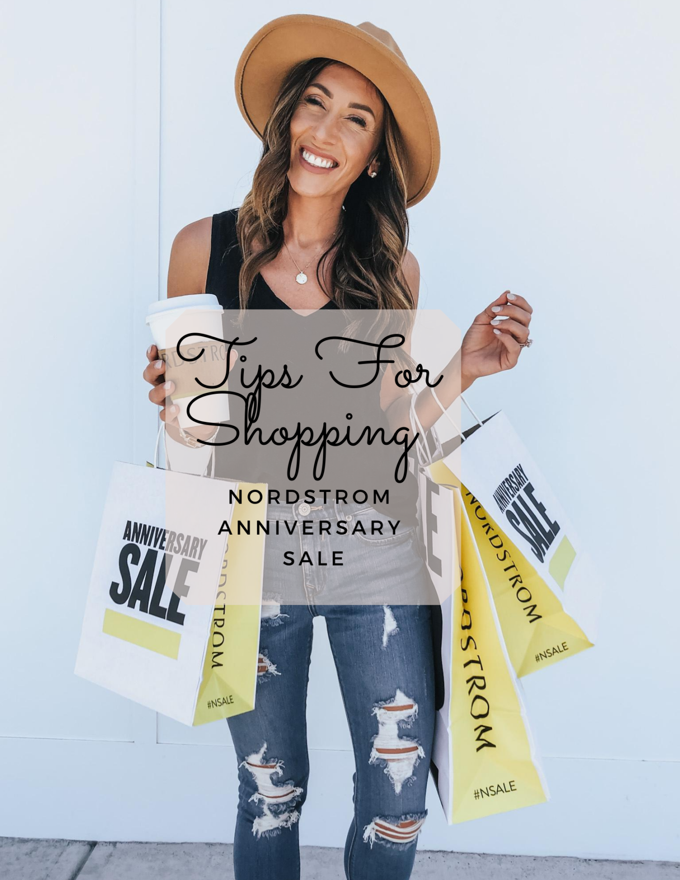 Nordstrom Anniversary Sale tips for shopping the sale