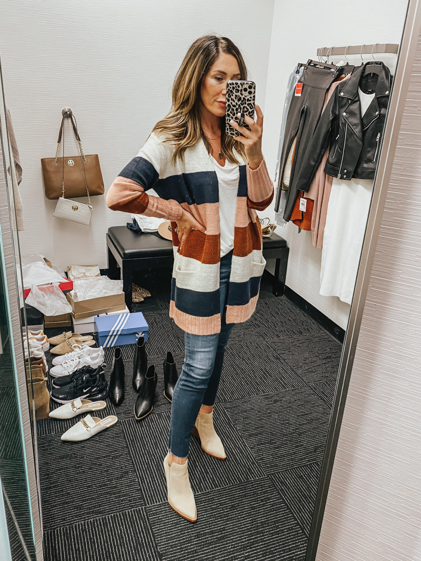 Nordstrom Anniversary sale try-on by Boston based fashion blogger Living life Pretty