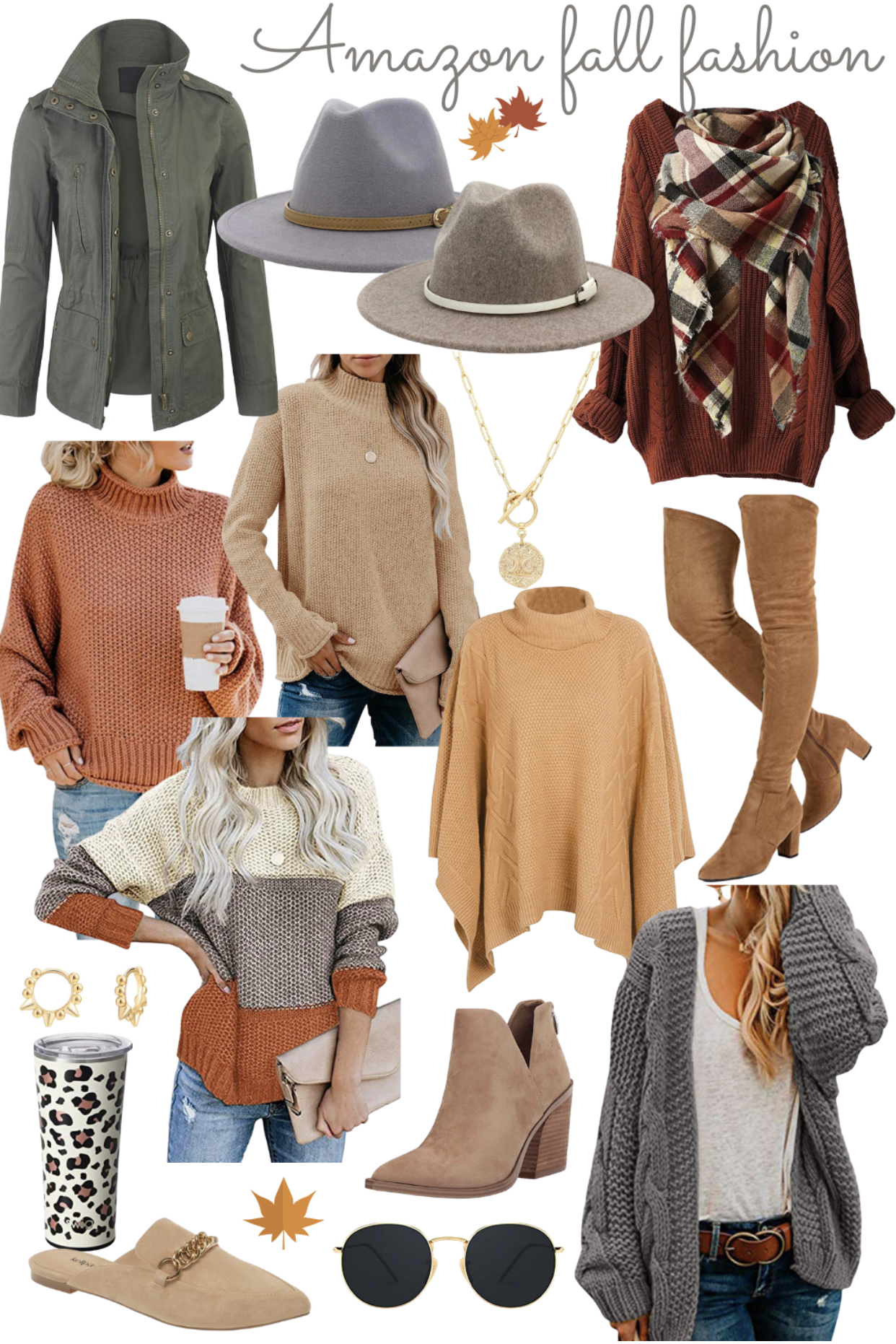 Amazon Fashion - fall fashion